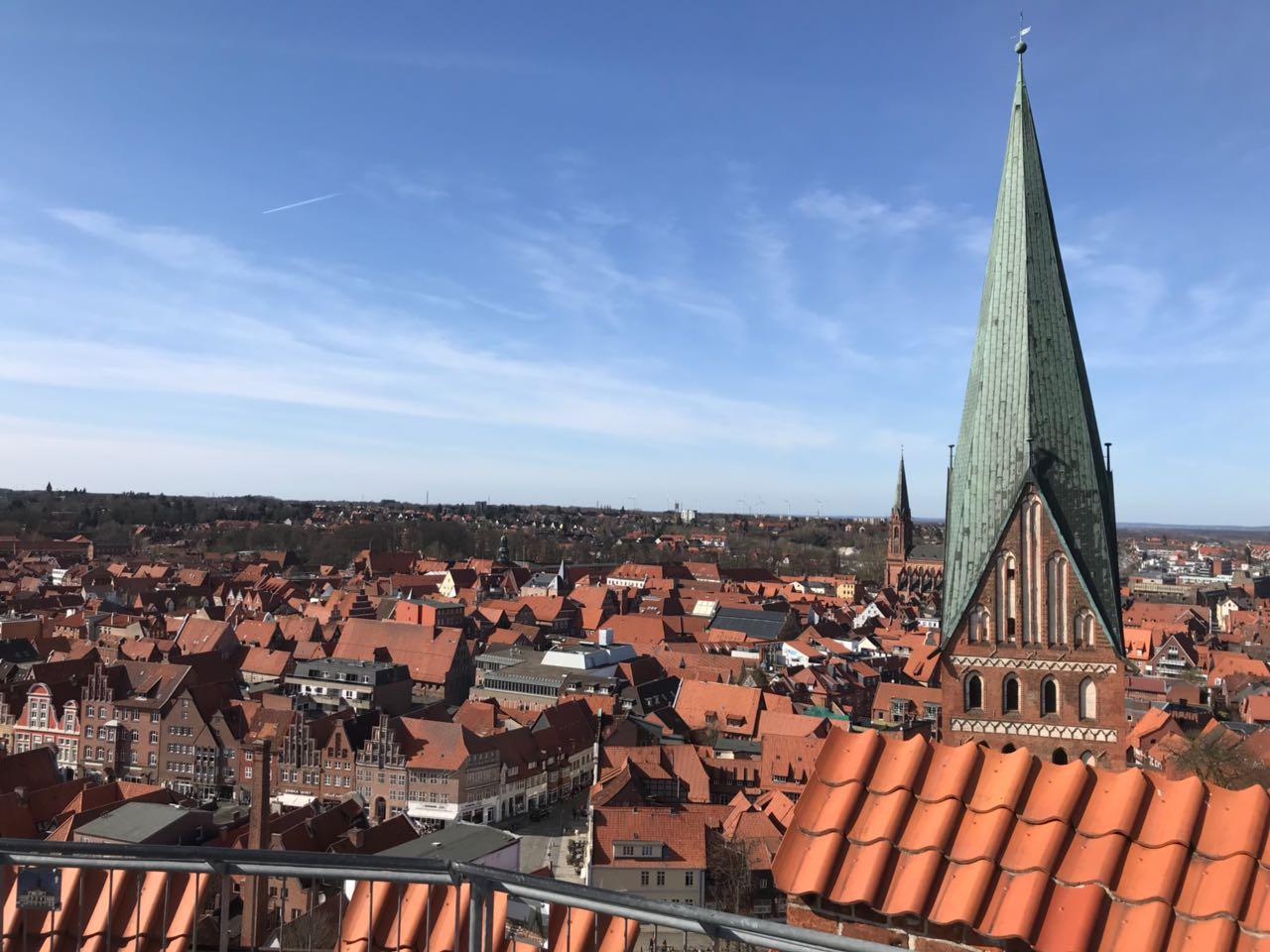 Bericht: Der Jugendvorstand in Lüneburg